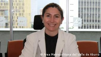 Ana Maria Hernández, Präsident von IPBES (Area Metropolitana del Valle de Aburrá)