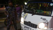 Sri Lanka, Colombo: Verschärfte Sicherheitsvorkehrungen nach Unruhen