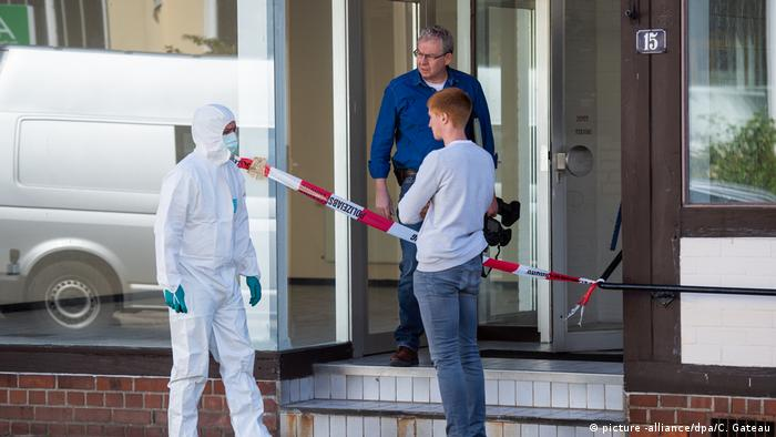 Investigators in Wittingen