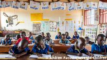 Save the Children - Uganda Schule in in Nakasongola