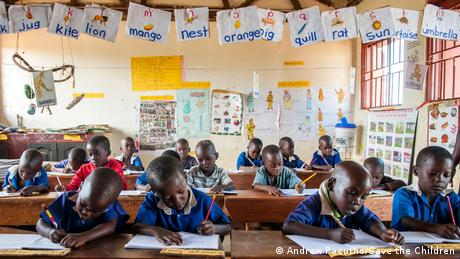 Save the Children - Uganda Schule in in Nakasongola (Andrew Pacutho/Save the Children)
