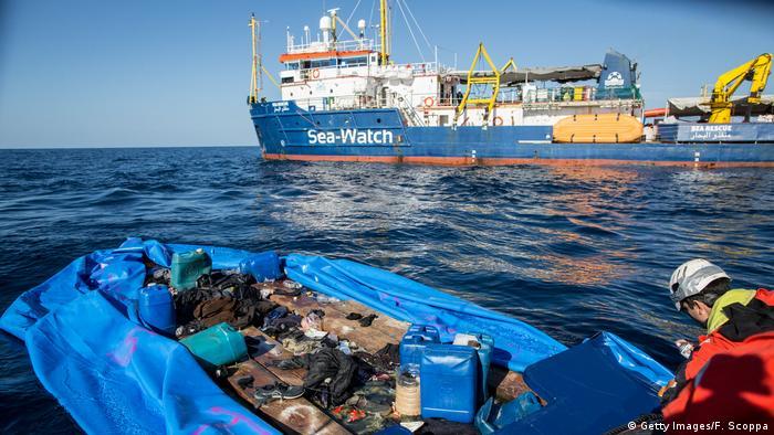 Die Sea-Watch 3 ist nach längerem Ausharren in einem italienischen Hafen wieder auf See unterwegs