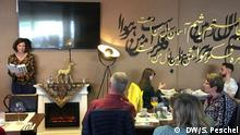 Lesungen in Lokalen Eva Menasse las im Restaurant Schmetterling