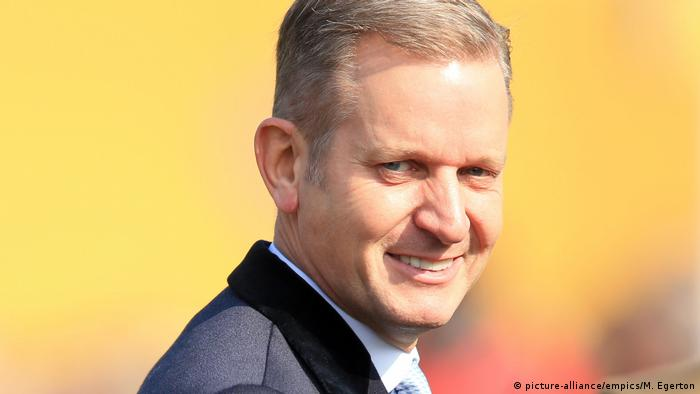 Jeremy Kyle, host of 'The Jeremy Kyle Show' (picture-alliance/empics/M. Egerton)