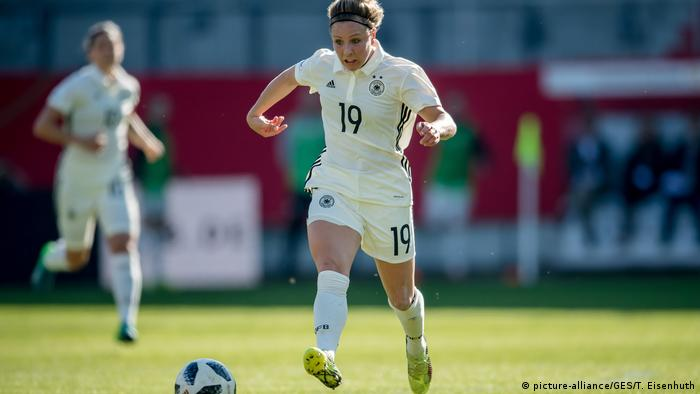 BG WM Kader der Frauen-Nationalmannschaft (picture-alliance/GES/T. Eisenhuth)