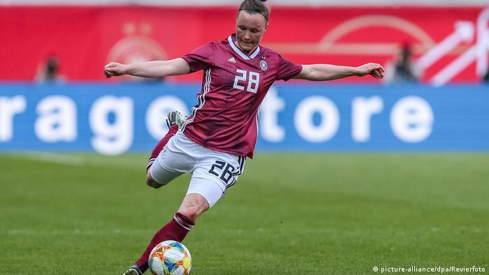 BG WM Kader der Frauen-Nationalmannschaft (picture-alliance/dpa/Revierfoto)