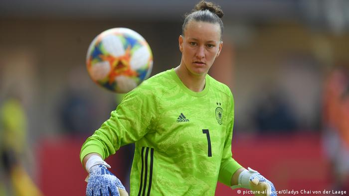BG WM Kader der Frauen-Nationalmannschaft (picture-alliance/Gladys Chai von der Laage)