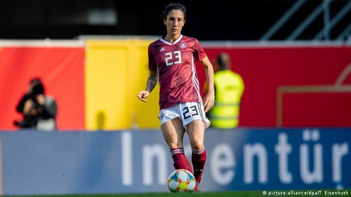 BG WM Kader der Frauen-Nationalmannschaft (picture-alliance/dpa/T. Eisenhuth)