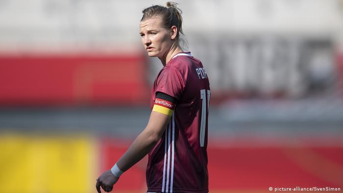 Футболка по-немецки