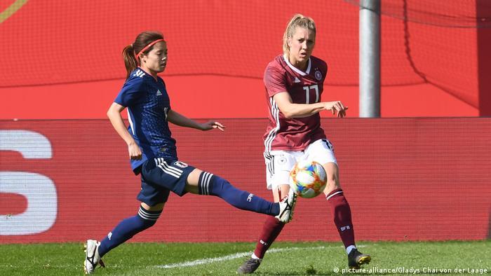 Fußball Deutschland Frauen Nationalmannschaft (picture-alliance/Gladys Chai von der Laage)