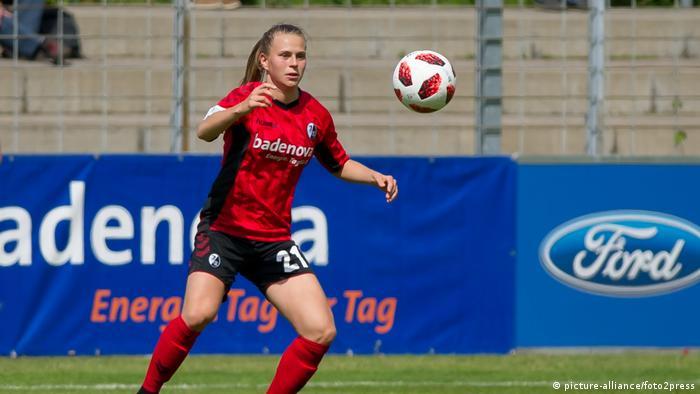 Fußball Deutschland Klara Bühl (picture-alliance/foto2press)