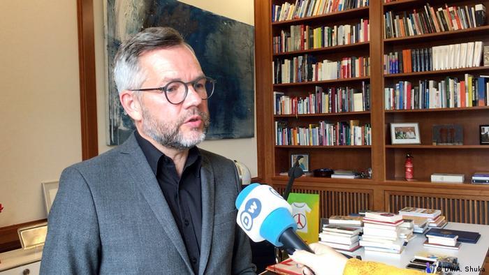 Staatsminister für Europa Michael Roth