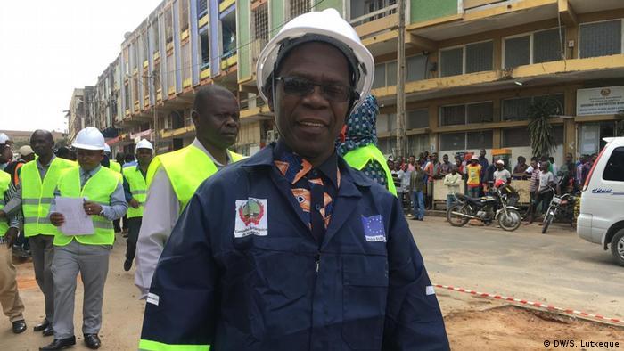 Mosambik Paulo Vahanle Bürgermeister von Nampula