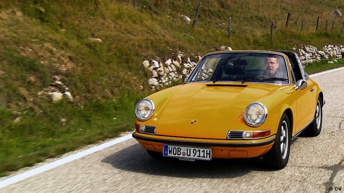 DW Motor mobil 21-19 | Online-Startbild | Porsche 911 Targa (DW)