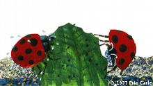 Eric Carle's Children Books on Exhibit: The Very Hungry Caterpillar turns 50 (1977 Eric Carle)