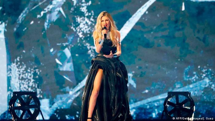 Eurovision Song Contest 2019 | Proben | Serbien (AFP/Getty Images/J. Guez)