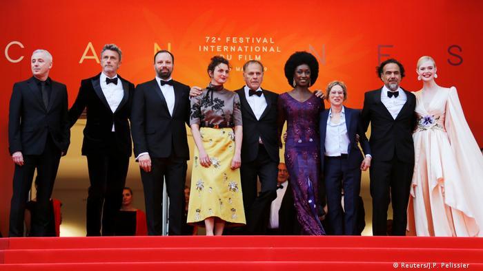 Члени жюрі Каннського кінофестивалю