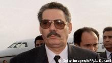Algerien Ehem. Verteidigungsminister General Khaled Nezzar