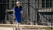 UK NATO | May trifft Stoltenberg in London