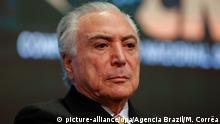 Brasilien Michael Temer
