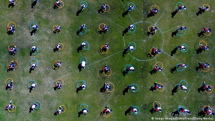 BdTD China Hula Hoop (Imago Images/ZumaPress/Zhang Wenkui)