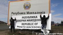 Artikelbild Weltzeit 2 |2019 | North Macedonia Renamed