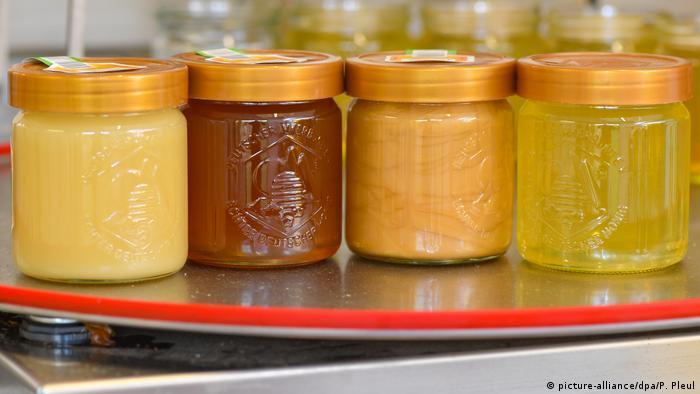 Поставки украинского меда в Германию увеличиваются