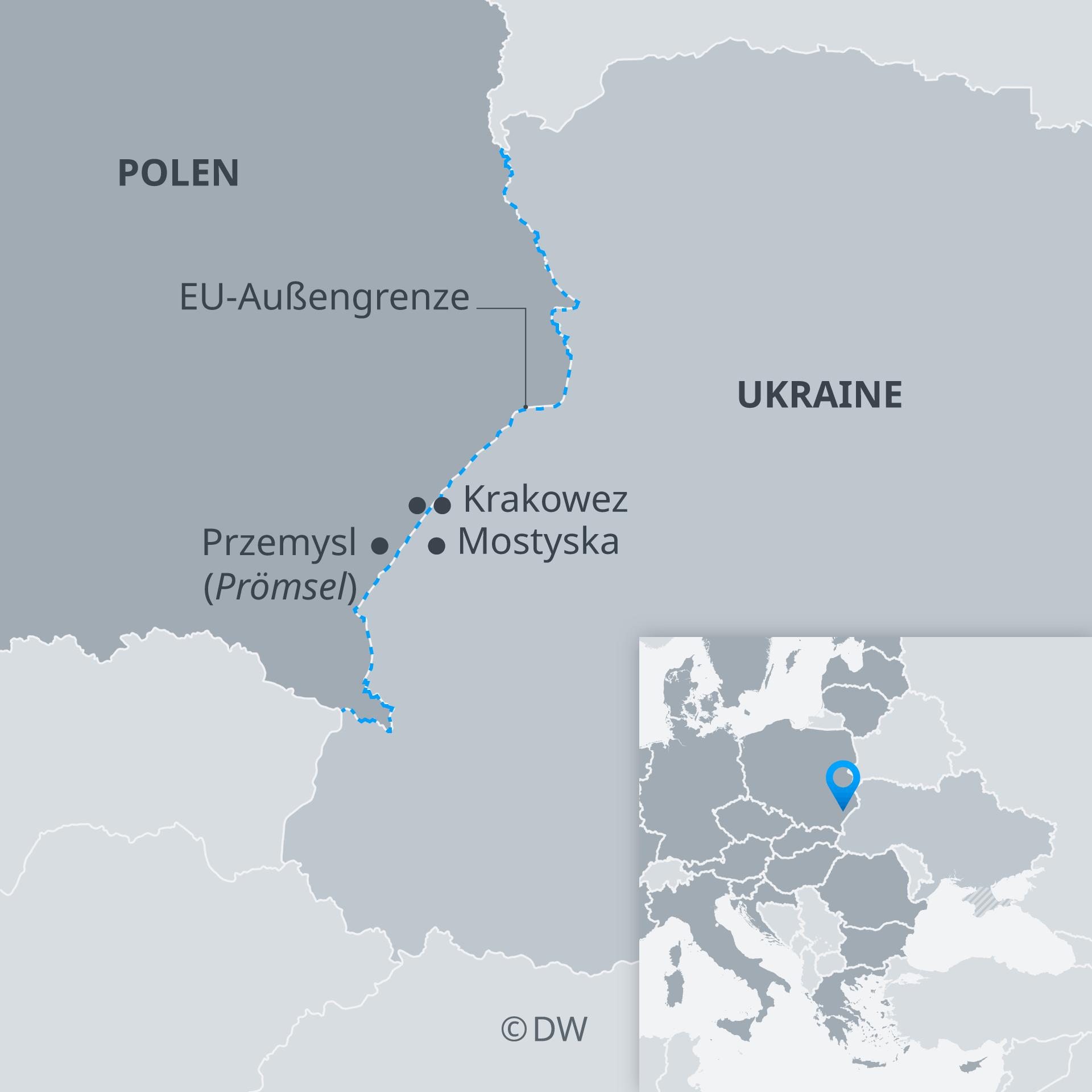 Pogranicze polsko-ukraińskie