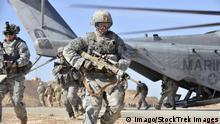 Symbolbild US-Truppen im Irak und Syrien