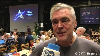 Ян Феддерсен, немецкий журналист