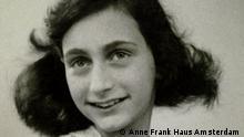 Anne Frank Portrait