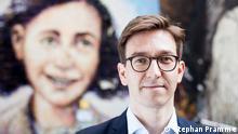 Berlin Anne Frank Zentrum Neue Ausstellung Stephan Pramme