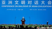 Beijing: Conference on Dialogue of Asian Civilizations - Griechenlands Präsident Prokopis Pavlopoulos