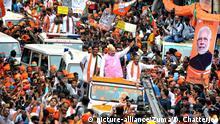 Indien Kalkutta Wahlkampf BJP Amit Shah