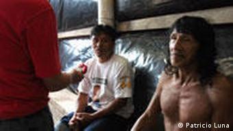 Yasuni Projekt Ecuador Huaorani