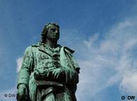 Por toda la geografía alemana se encuentran monumentos, calles y plazas en honor a Schiller.