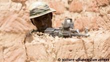 Nigrischer Soldat