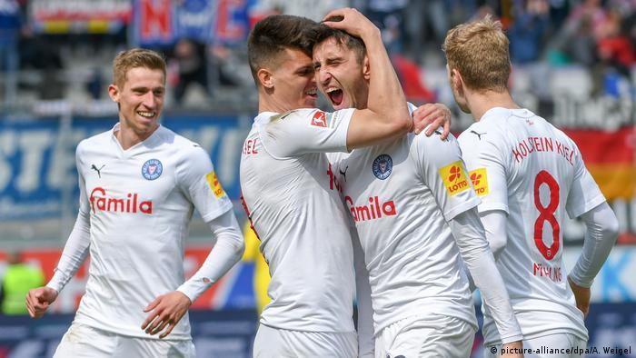 Fußball 2. Bundesliga | FC Ingolstadt 04 vs. Holstein Kiel (picture-alliance/dpa/A. Weigel)