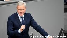 Bundestag Debatte Iran-Abkommen Norbert Röttgen