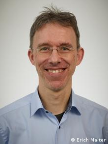 Felix Freiling, IT-Experte Universität Erlangen-Nürnberg
