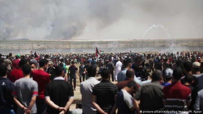 Gaza | 71. Jahrestag des Nakba-Tages in Palästina