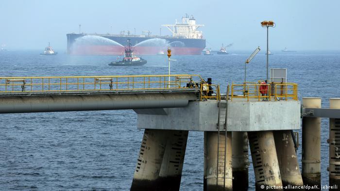 Emirate:Vier internationale Handelsschiffe vor Küste sabotiert