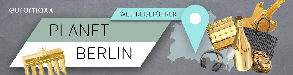 Headerbild für das Online-Special Planet Berlin (Copyright: DW)