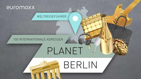 Logo des Online-Specials Planet Berlin (Copyright: DW)