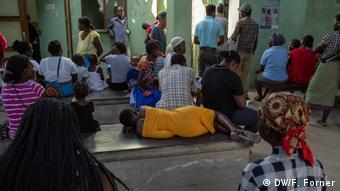 Les centres de santé en Afrique pas tous adaptés pour faire face à l'épidémie