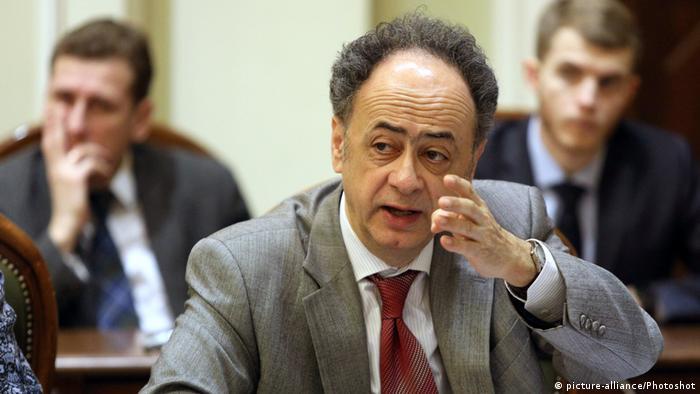 Голова представництва Європейського Союзу в Україні Х'юг Мінгареллі