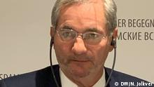 Konferenz Potsdamer Begegnungen - Matthias Platzeck, Vorsitzender des Deutsch-Russischen Forums
