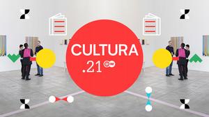 DW Cultura.21 (Sendungslogo Kultur.21 spanisch)