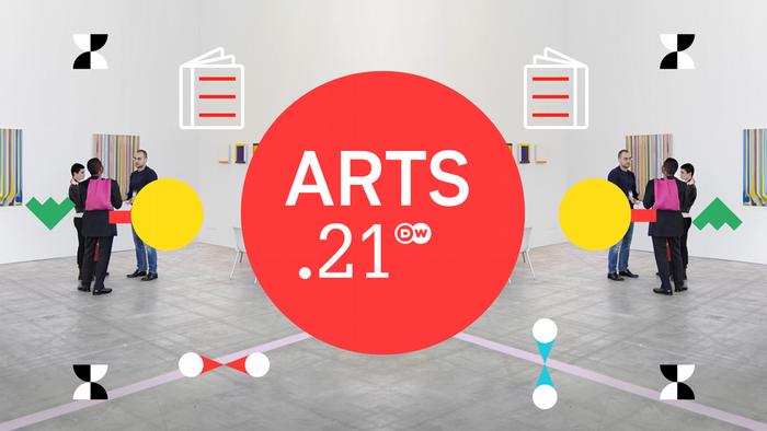 DW Arts.21 (Sendungslogo Kultur.21 englisch)