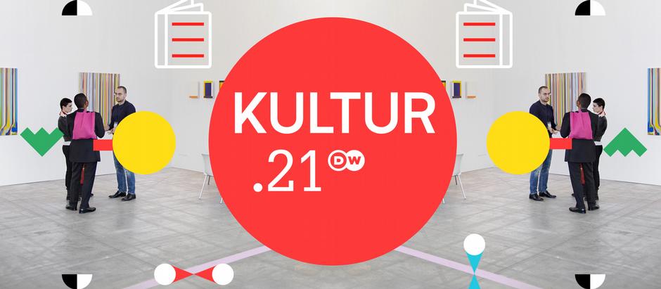 DW Kultur.21 Sendungslogo